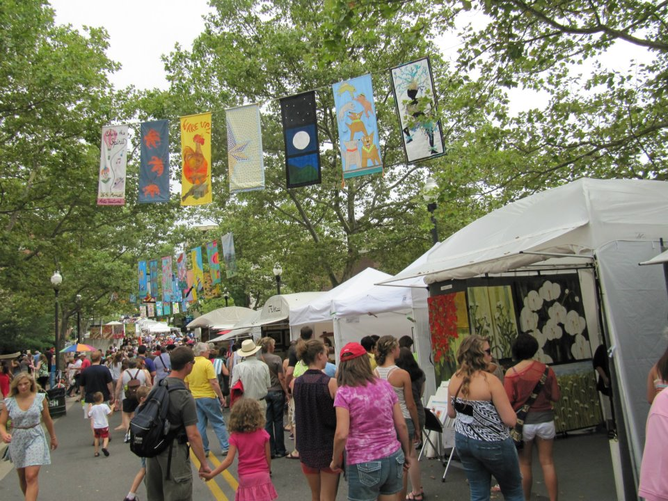 Walkabout at Arts Fest 2012, State College
