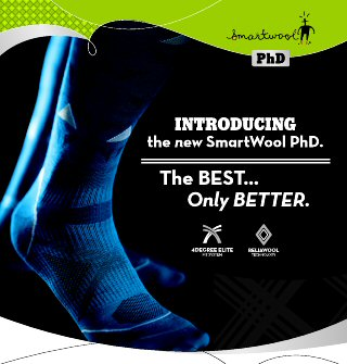 SmartWool PhD @ AppOutdoors