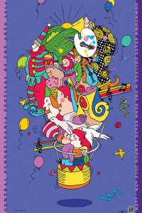 2014 Arts Festival Poster
