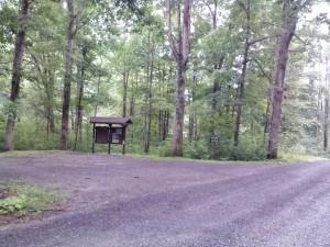 Dents Run Road Trailhead (1024x768)