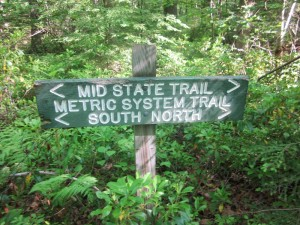 mid state trail
