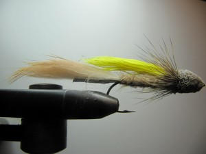 Marabou and Zonker Muddler-Number 5 Image