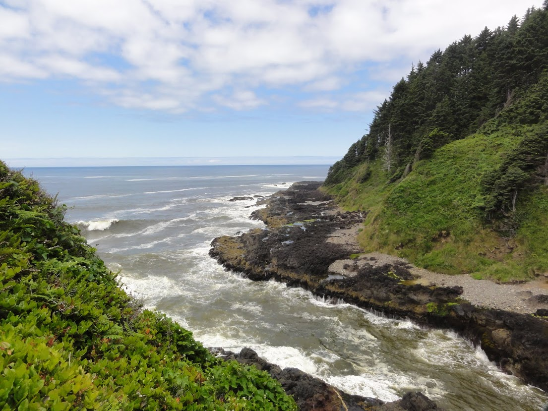 Follow along on all of our personal outdoor adventures from across the world. READ MORE Devil's Churn Cape Perpetua, OR photo copyright 2014 JD