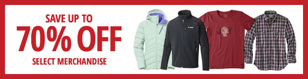 Save up to 70% off!