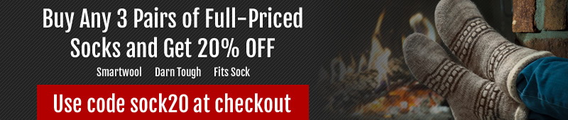 Sock Promotion<br>